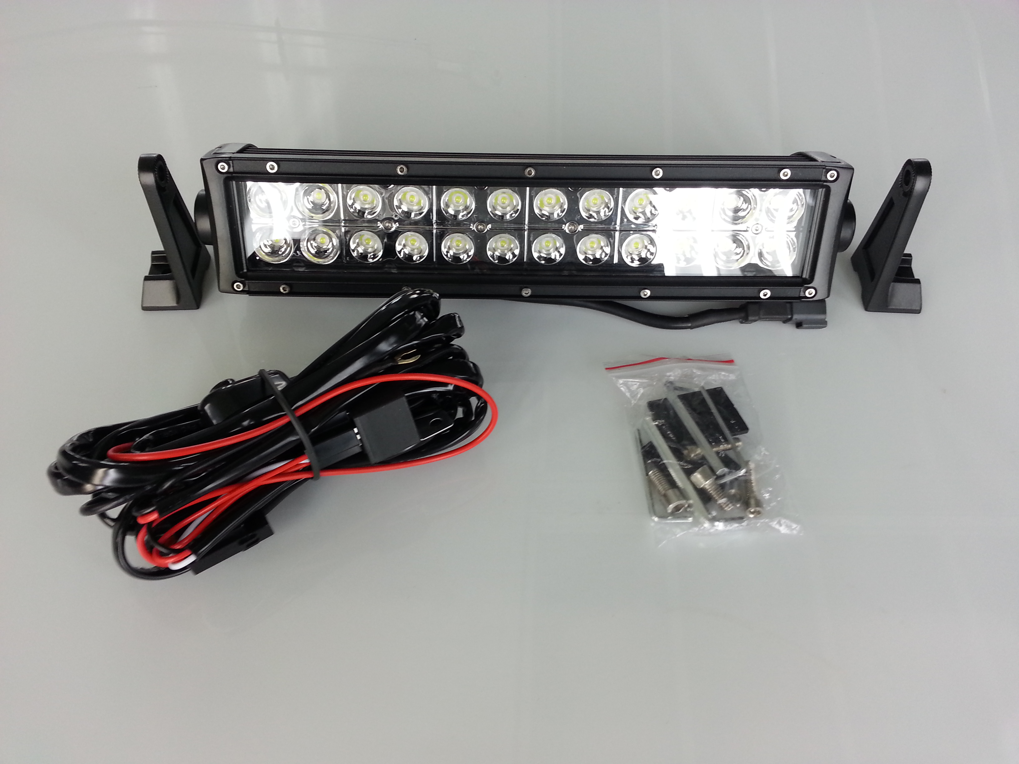 Promaxx 12in led light bar aloadofball Image collections