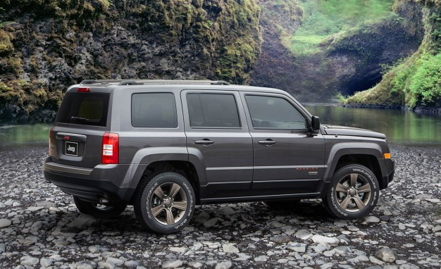 Jeep Patriot Accessories