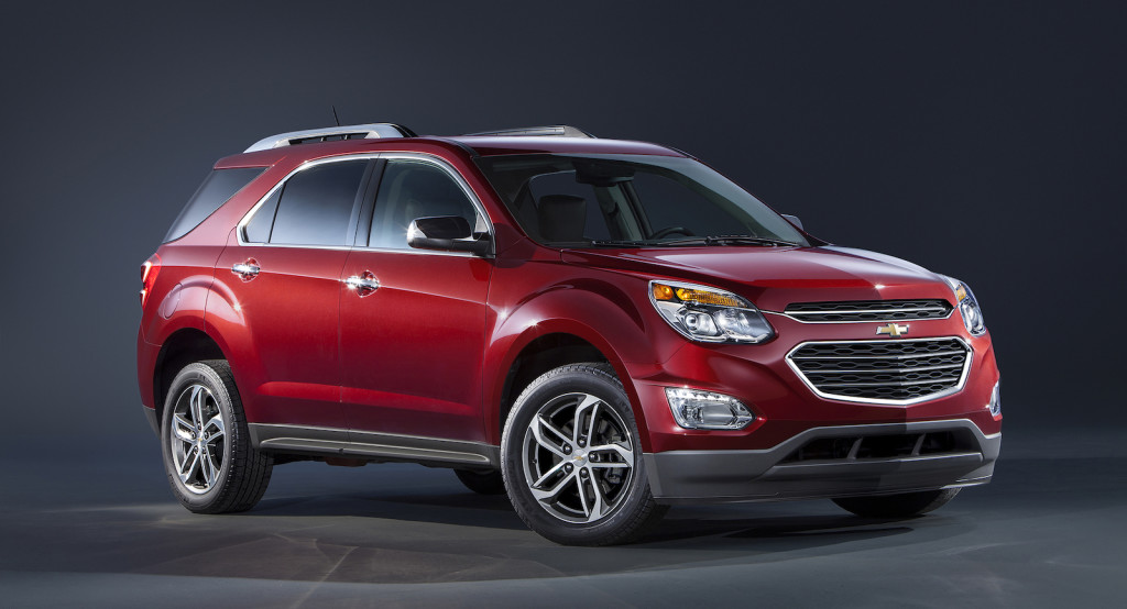 Chevrolet Equinox Accessories