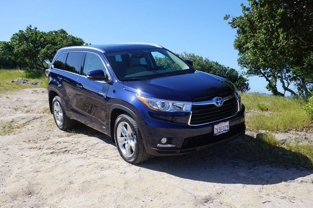 Toyota Highlander Accessories