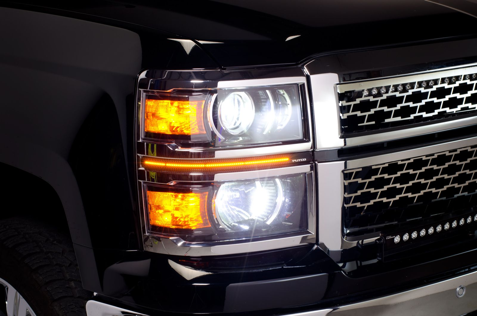 LED Dayliners PSG Automotive Outfitters
