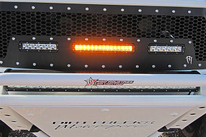 Custom Grilles for Cars, Trucks, billet, mesh, CNC, LED, Chrome, Black