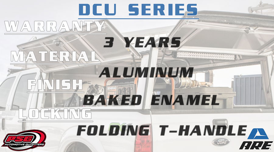 Are Truck Bed Cap Dcu Series Work Psg Automotive