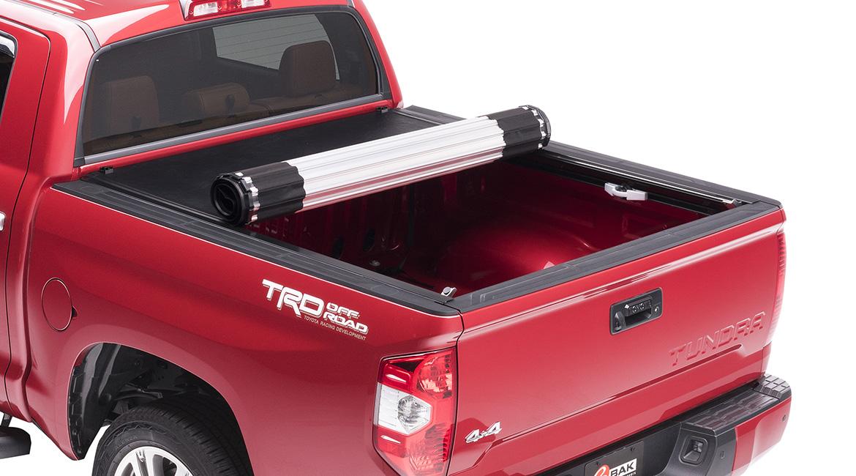 Bak Truck Bed Cover. Revolver X2