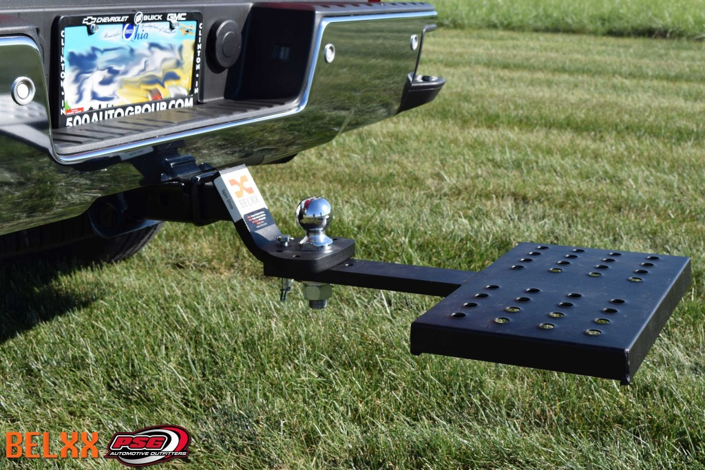 Belxx Multi Step Hitch Attachment Combo