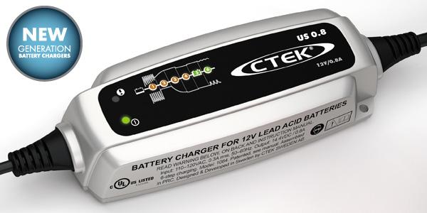 CTEK US 0.8