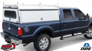 Toyota Tundra Towing Capacity >> contractor-bed-cap-work-truck-with-ladder-rack-are-dcu ...