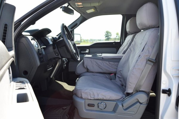 CoverCraft SeatSavers Driver Door View Driver Seat Truck