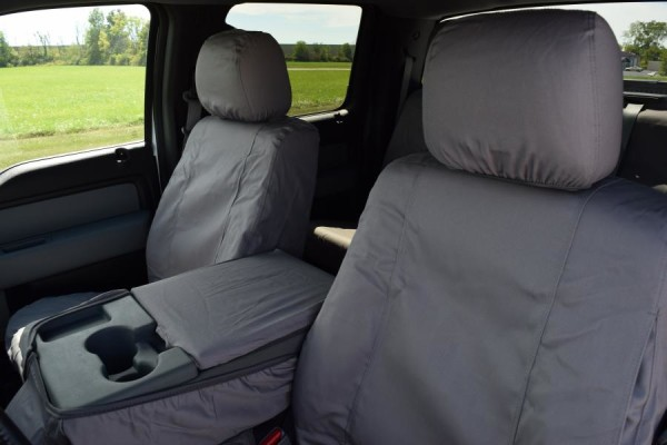 CoverCraft SeatSavers Driver Door View