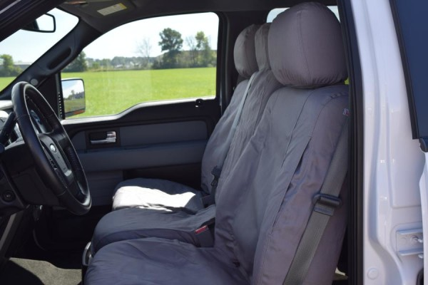 CoverCraft SeatSavers Front Seats Coverage