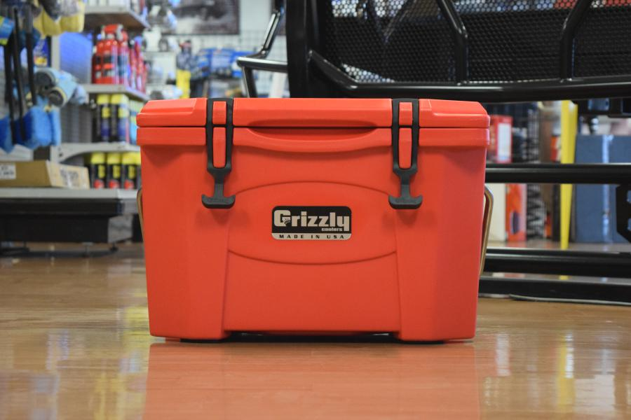 Grizzly Coolers Psg Automotive Outfitters Cooler And