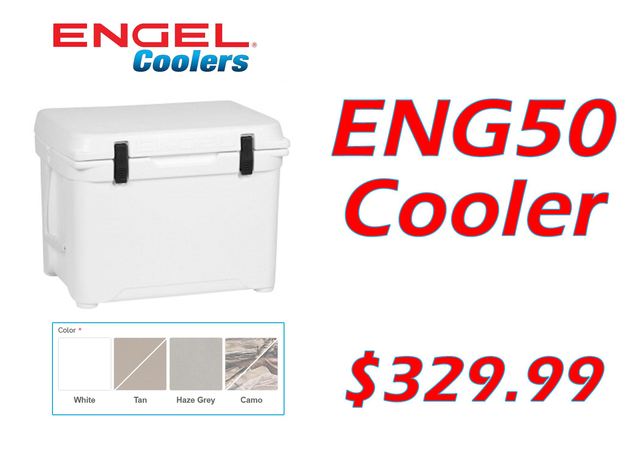 ENG50 Cooler