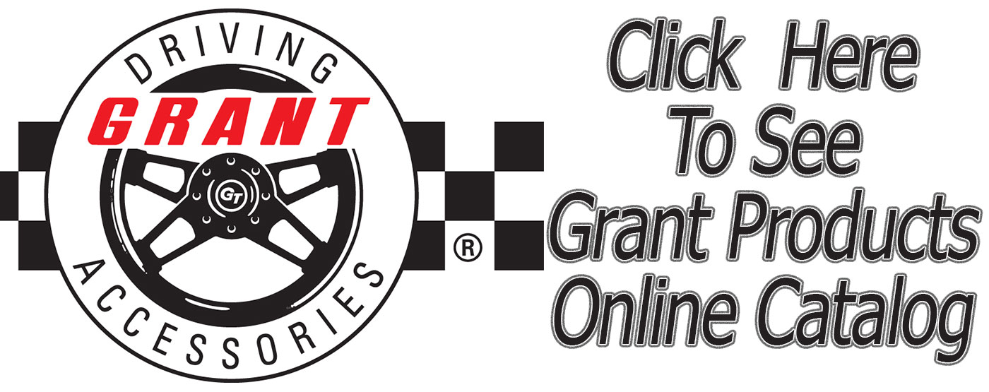 Grant Products Steering Wheels and Accessories PSG