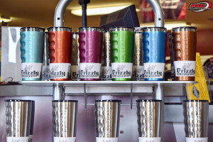 Grizzly Coolers Gear Gripped Tumblers Color