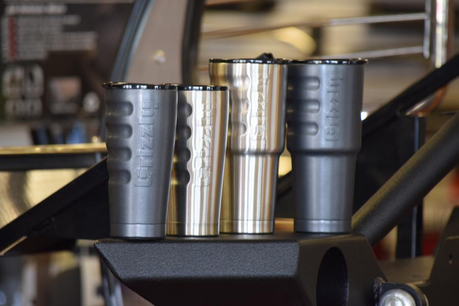 Grizzly Tumbler Set