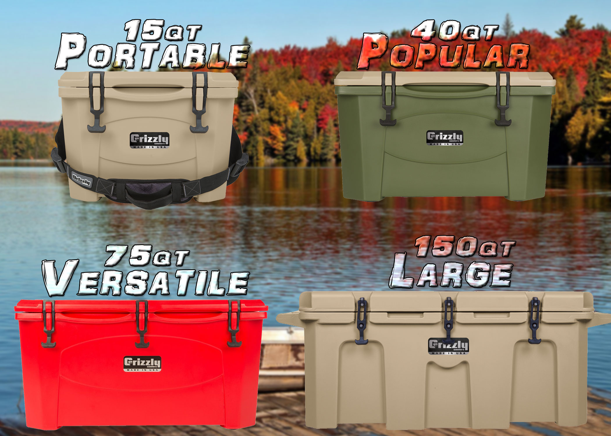 Grizzly Coolers Top Picks