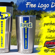 Marion Local Flyers. Decal Tumblers. PSG Automotive