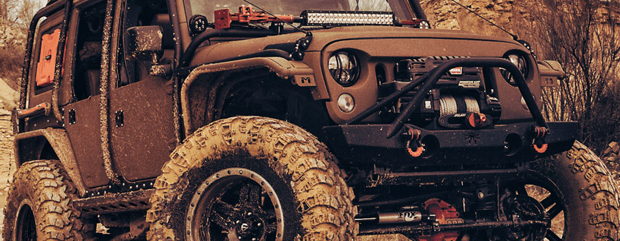 Off Road Jeeping and Accessories