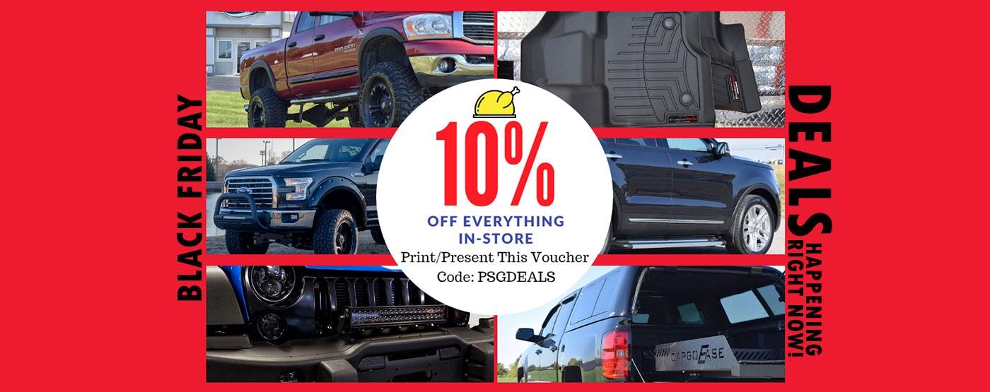 Black Friday Sidney Ohio Truck Accessories