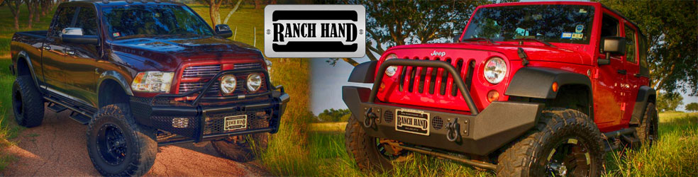 Ranch Hand Bumpers Truck and Jeeps