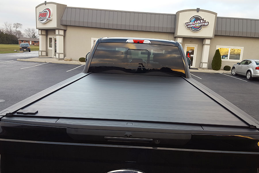 Retrax Truck Bed Covers Powertrax Retractable Tonneau