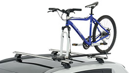 Roof Bike Rack PSG Automotive Outfitters