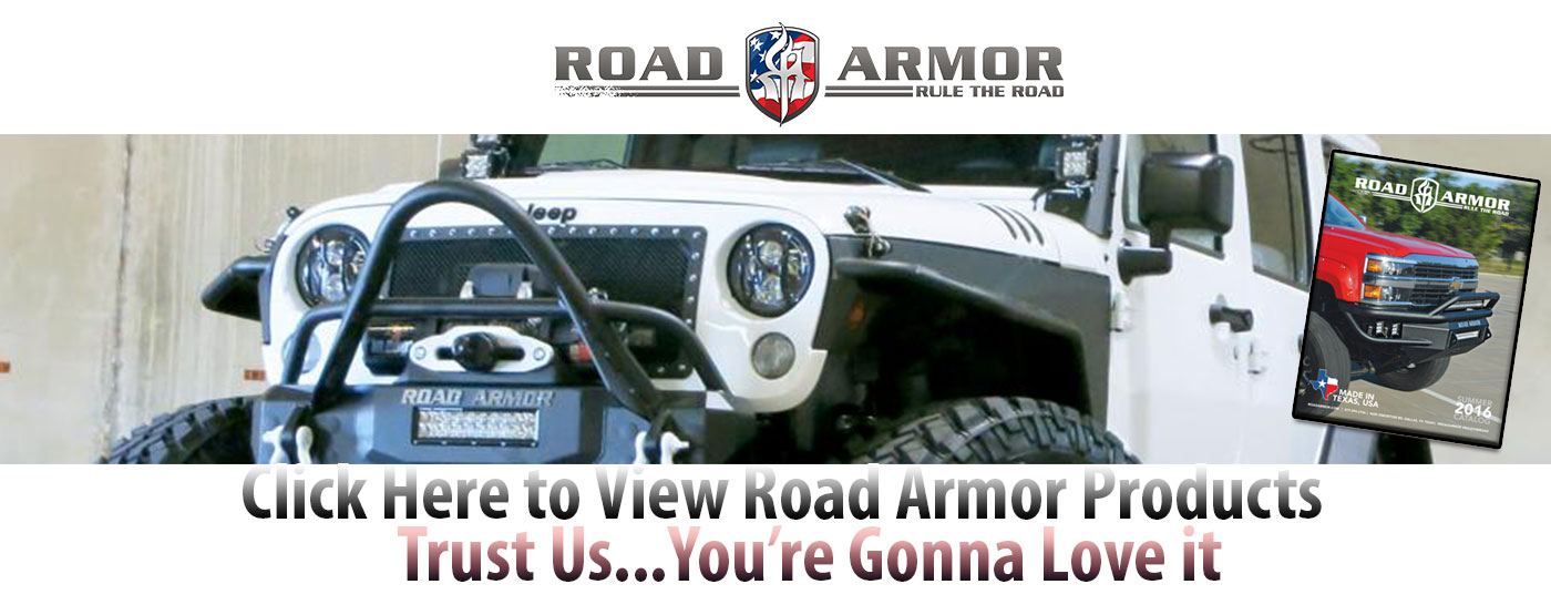 Road Armor at PSG Automotive Outfitters