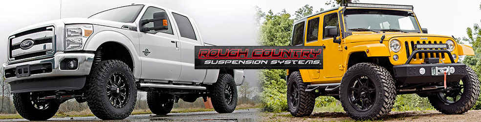 Rough Country Suspension at PSG Automotive In Ohio Sidney