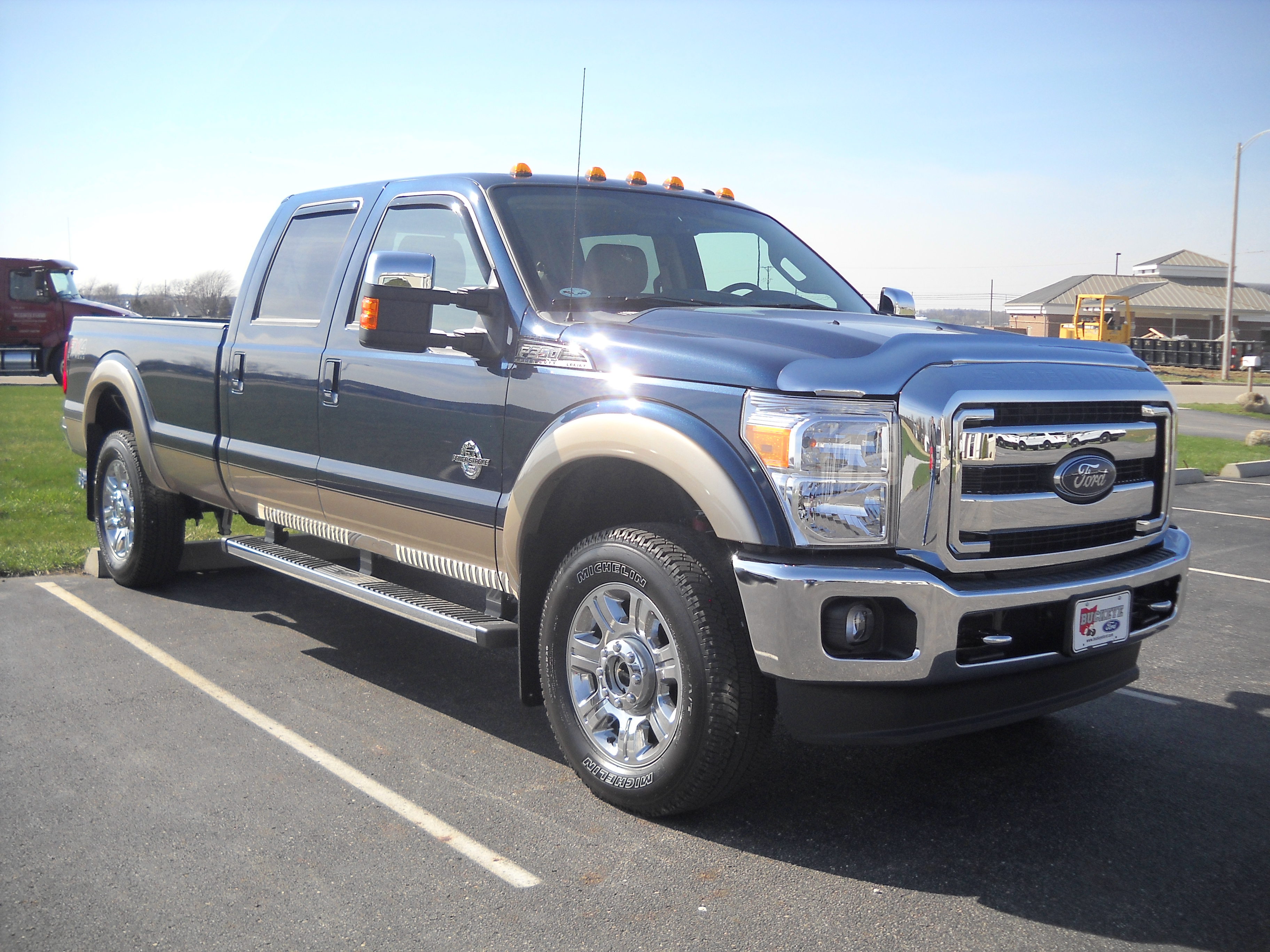 bainbridge client accessories upgrades truck with dodge
