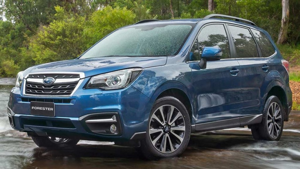 Subaru Forester Accessories