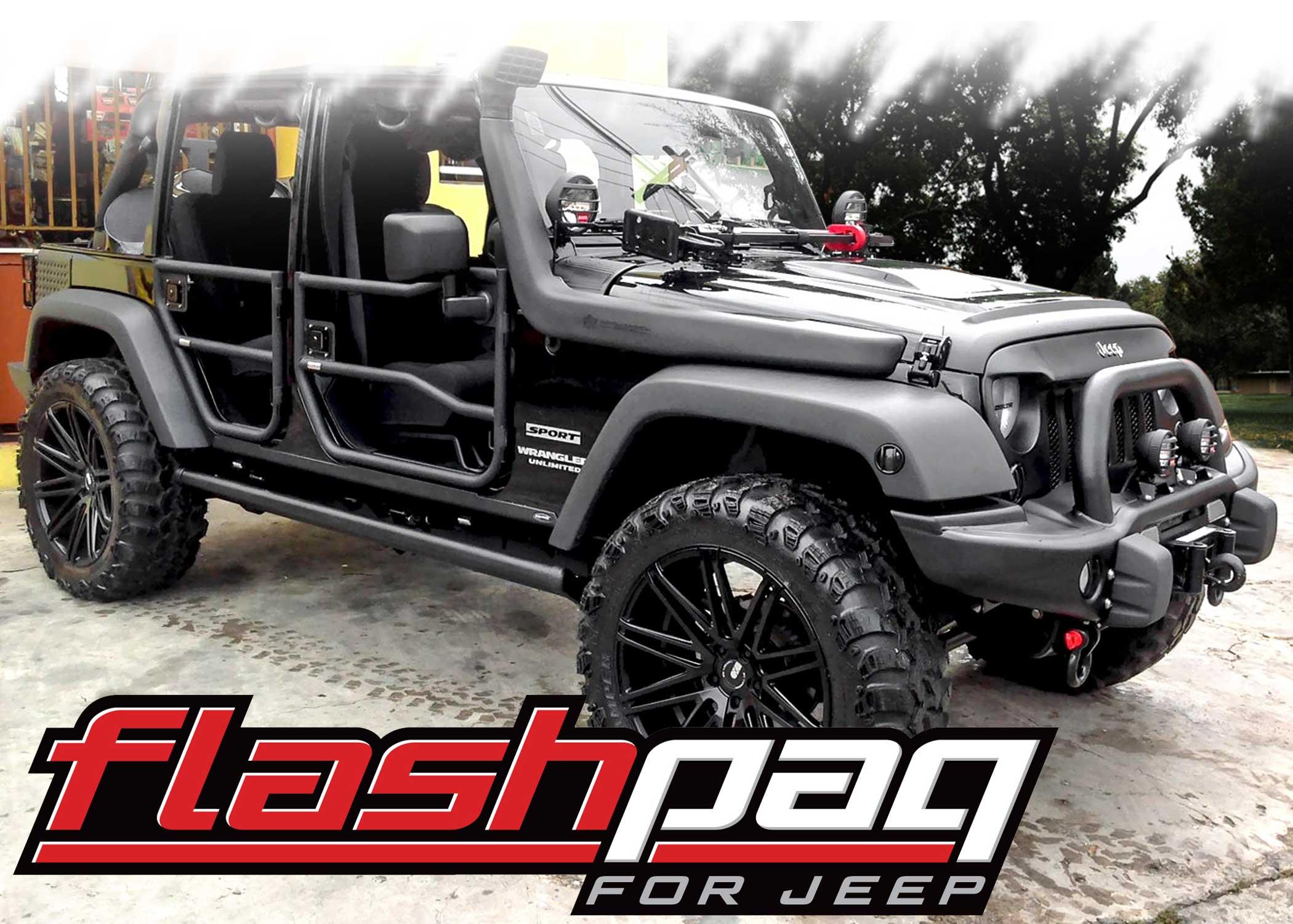 Superchips Jeep
