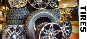 Tires at PSG Automotive Outfitters in Sidney, Ohio