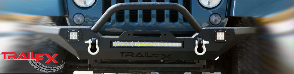 TrailFX Jeep Bumper