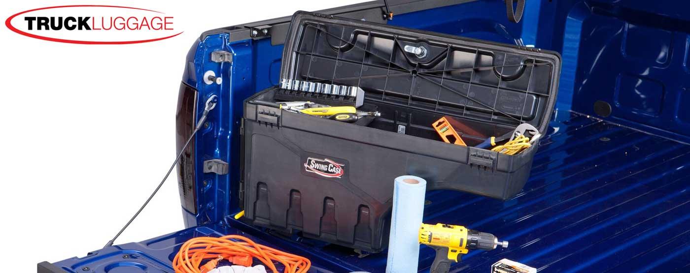 truck bed toolbox swingcase toolbox inside mount