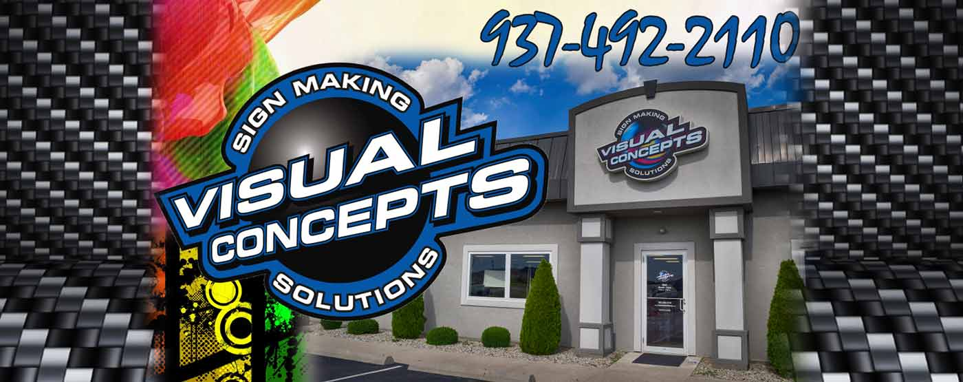 VisualConceptsBanner Sidney Ohio Custom Sign Shop