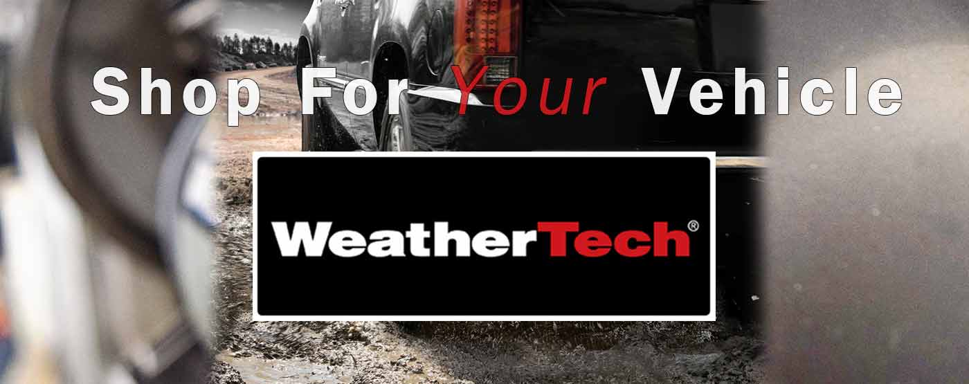 WeatherTech Fit Your Vehicle at PSG