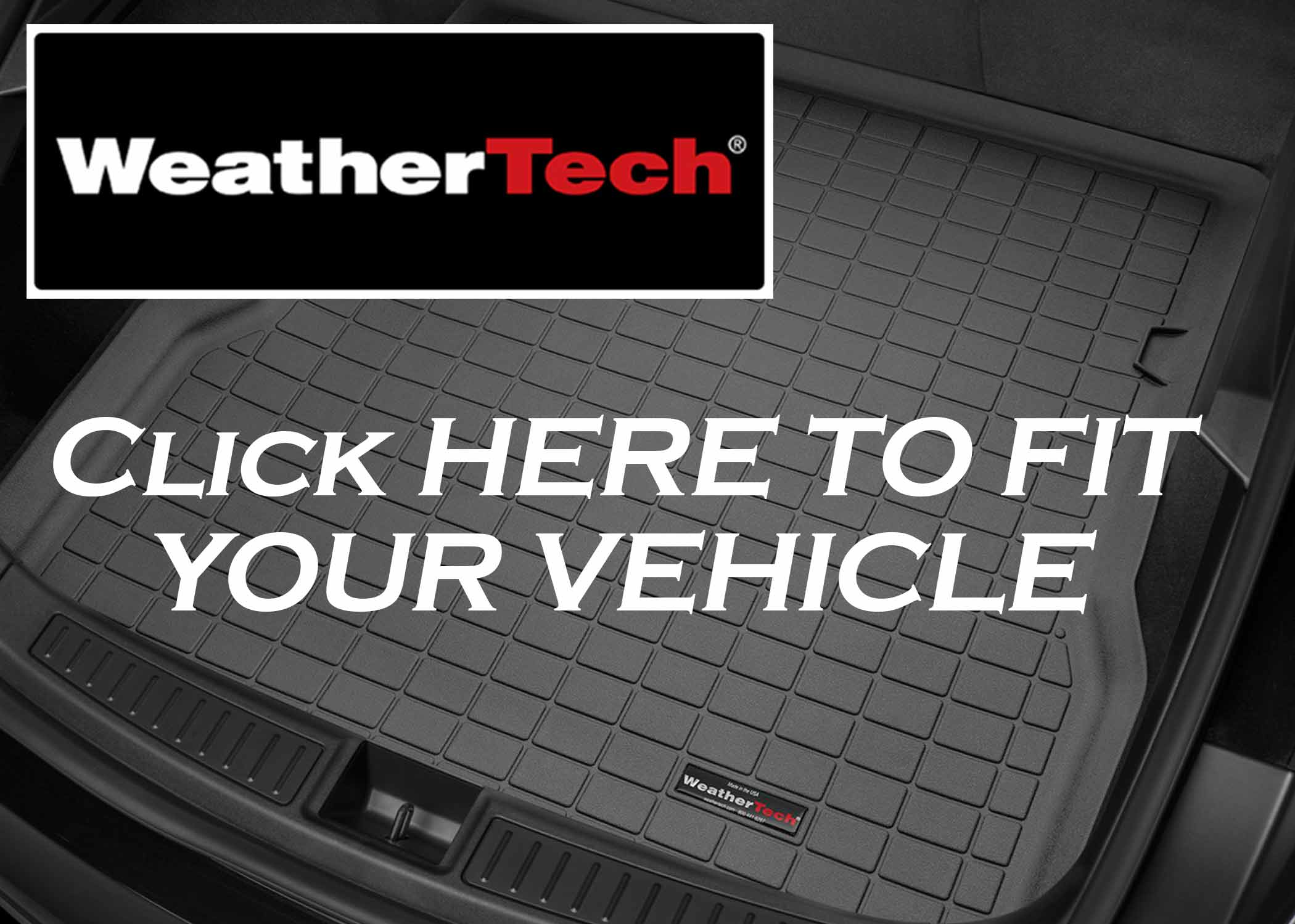 WeatherTech Cargo Liner at PSG Automotive Outfitters