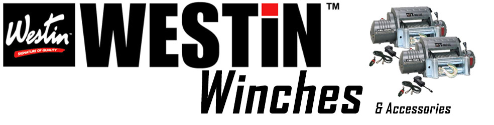 Westin Winch and Winch Accessories