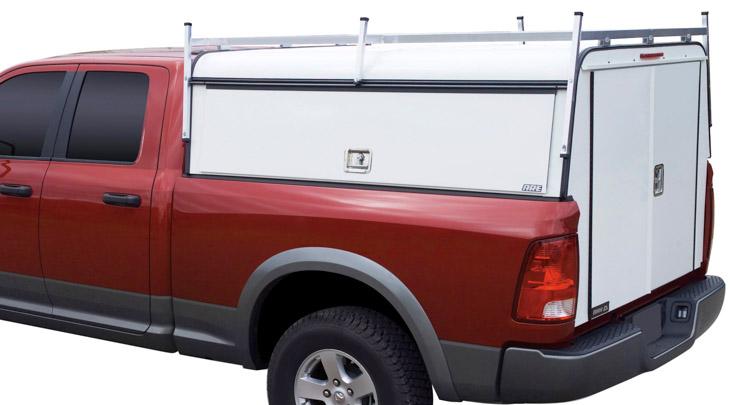 DCU series truck cap