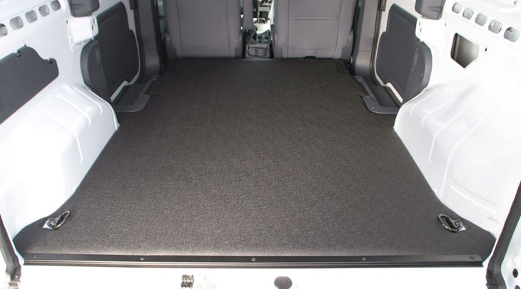 bedrug vantred interior mat