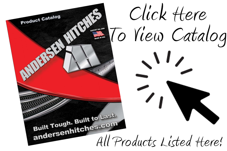 Andersen Hitches all products