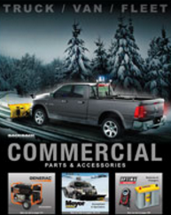 Commercial and Truck Van Fleet Vehicle Accessoiries PSG Automotive Outfitters