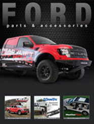 Ford Truck Accessories Aftermarket PSG Automotive Outfitters