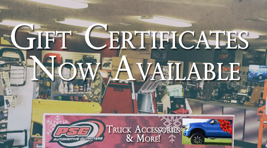 last second gift shopping automotive accessories gift certificates
