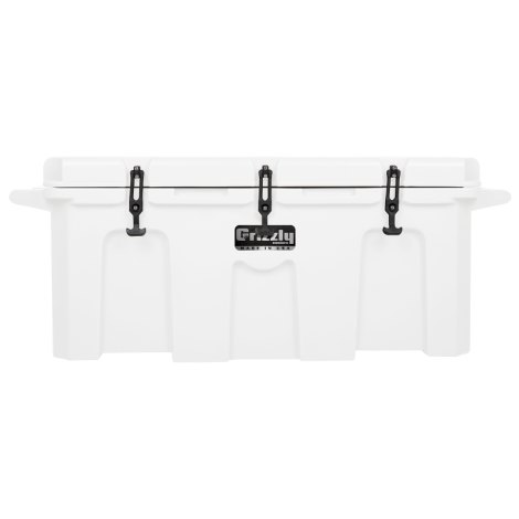 Grizzly 150 Cooler White
