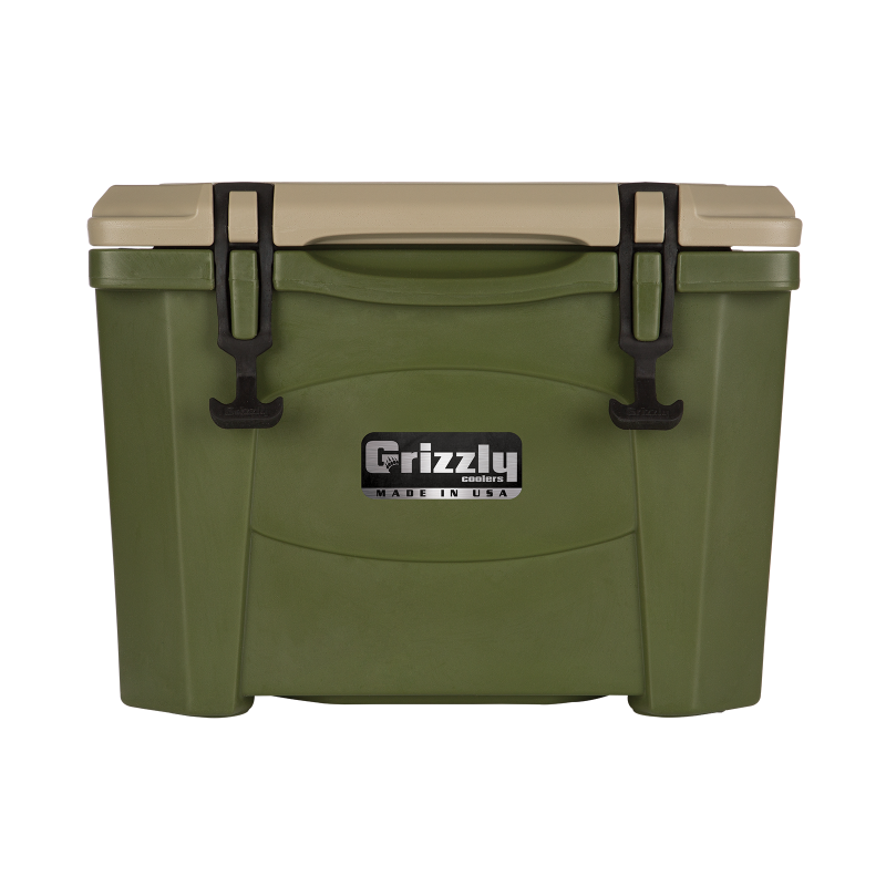 Grizzly 15 grizzly hunting fishing tailgating camping for Green monster fishing light