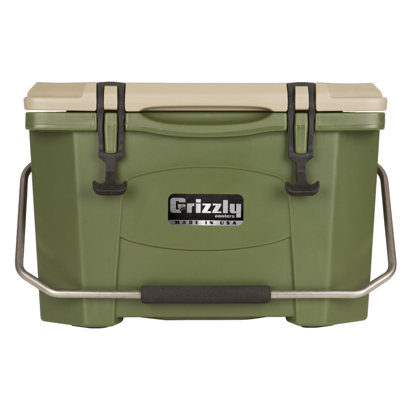 Grizzly 20 grizzly hunting fishing tailgating camping for Green monster fishing light