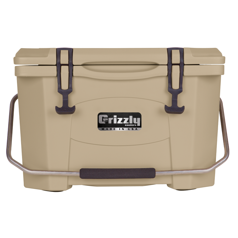 Grizzly 20 Grizzly Hunting Fishing Tailgating Camping