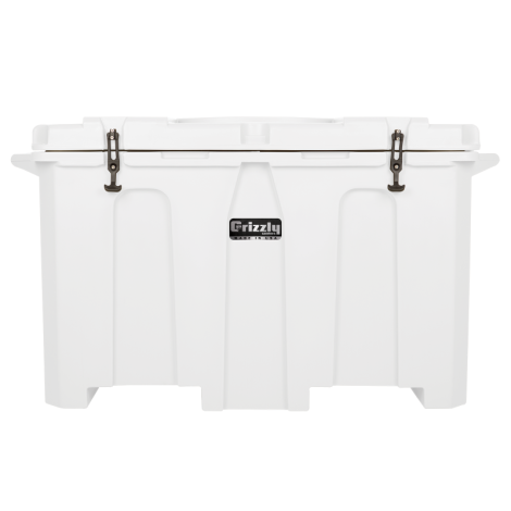 Grizzly 400 White Cooler