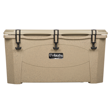 Grizzly 75 Sandstone Cooler